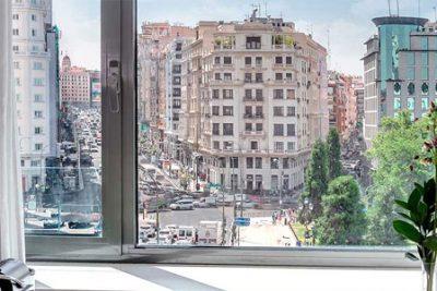 hotel Barcelo Torre Madrid