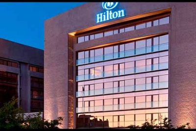 Hotel Hilton Madrid Airport