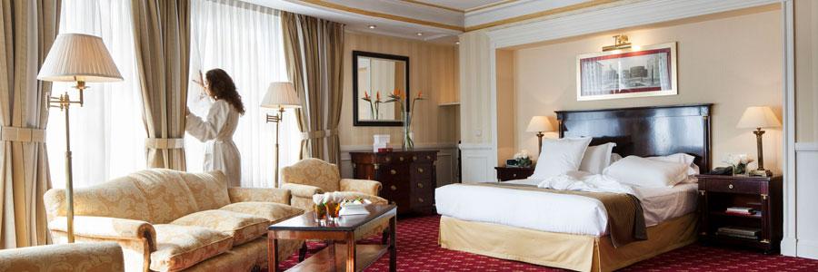 Requisitos de los Hoteles 5 estrellas y G.L